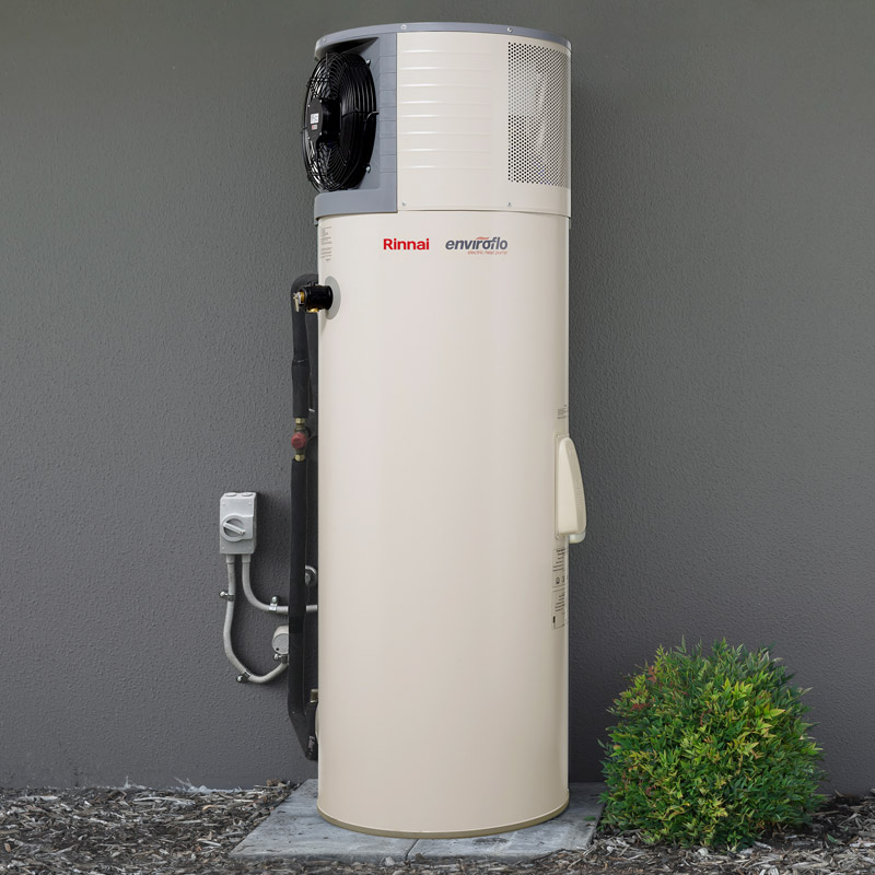 Rinnai-heat-pump