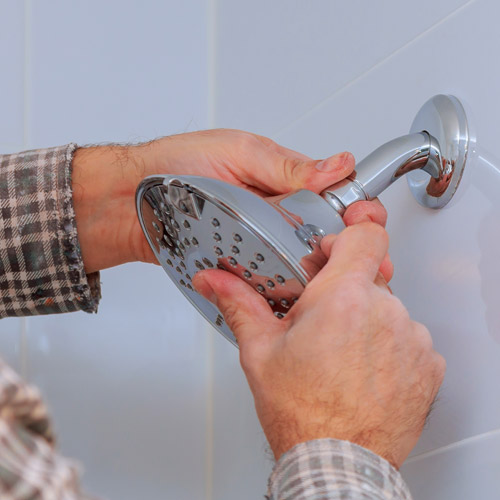 shower head replacement